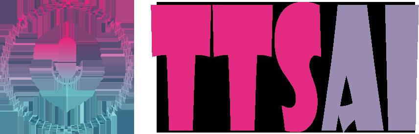 TEXT TO SPEECH AI - TTSAI® by ENTD logo